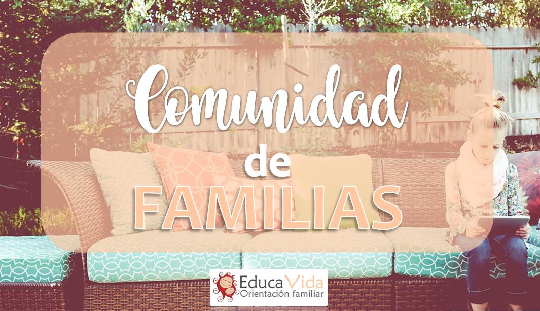 comunidad familias